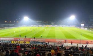 VIDEO - Meci fabulos pe Municipal. FC Hermannstadt s-a distrat cu Dinamo
