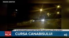 VIDEO - O tanara de 19 ani, cursa nebuna prin Cluj-Napoca, drogata la volan si fara permis de conducere!