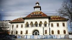 VIDEO : Sediul Prefecturii Putna, finalizat anul viitor. Aici va functiona Palatul Copiilor