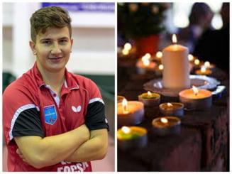VIDEO   Tragedie! A murit in urma unui cumplit accident de circulatie Marius Radoi, jucator al echipei de tenis de masa CSM Focsani 2007