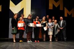 VIDEO: Actrita din Botosani, printre cei zece profesori si antrenori din toata tara distinsi cu Premiul Mentor!