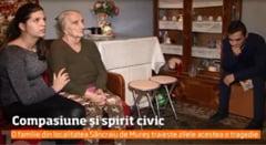 VIDEO: Cheta pentru 7 copii din Sancraiu de Mures al caror tata a decedat in Italia