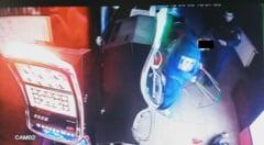 VIDEO: Crima inregistrata de camera de supraveghere la Darmanesti