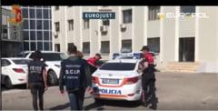 VIDEO. Operatiunea Los Blancos. 20 de traficanti de cocaina, arestati in Europa. Unul dintre ei a fost prins in Romania