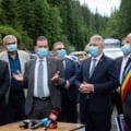 VIDEO. Orban, pentru finalizarea tronsoanelor 1 s 2 Sebes - Turda, e necesara doar mobilizarea constructorilor