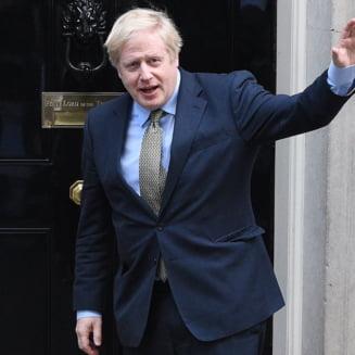 VIDEO. Premierul Boris Johnson ii invita pe britanici sa slabeasca pentru a lupta mai bine impotriva coronavirusului