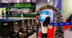 VIDEO. S-a deschis Cinema ONE Laserplex, SPARTAN si primul hub comunitar, la Aushopping Satu Mare!