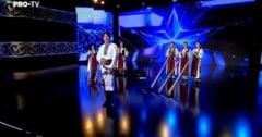 """VIDEO: Tenorul din Alba care a dus folclorul romanesc la Opera de Stat din Viena, spectacol desavarsit la """"Romanii au Talent"""", alaturi de tulnicaresele din Campeni"""