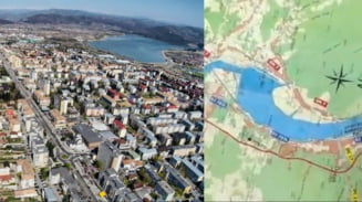 VIDEO. Varianta de ocolitre a orasului Ramnicu Valcea. Drumul va costa 53 de milioane de euro