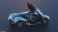 VIDEO A fost creata super-masina viitorului. Atinge 220 km/h si poate parcurge 1.500 km cu un singur plin