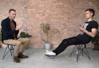 VIDEO Alexei Navalny, declaratii cutremuratoare despre otravirea cu Novichok. Primul interviu acordat dupa tentativa de asasinat
