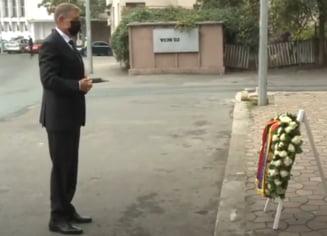 """VIDEO Anuntul presedintelui Klaus Iohannis, referitor la victimele din clubul Colectiv: """"Voi promulga legea care permite extinderea perioadei pentru cei care au avut de suferit"""""""