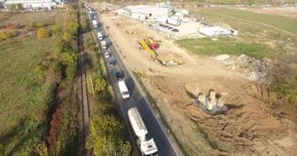 VIDEO Autostrada de Centura a Capitalei: cum arata si cand vor fi gata lucrarile la lotul 2