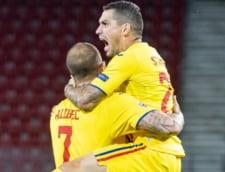 """VIDEO Bucuria din vestiarul tricolorilor dupa meciul cu Austria. Alibec a postat imagini: """"Mandru ca sunt roman"""""""