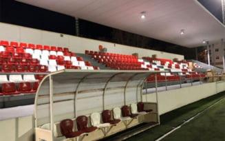 VIDEO Buzaul va avea un nou stadion de fotbal. Investitia apartine Companiei Nationale de Investitii
