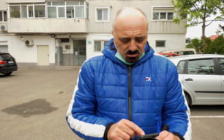 """VIDEO Buzoianul amendat pentru c-a baut un suc in fata magazinului: """"Pentru cei care au patit ca mine este justificata decizia Curtii Constitutionale"""""""
