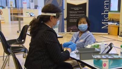 VIDEO Campania de vaccinare anti-COVID a fost lansata si in Canada