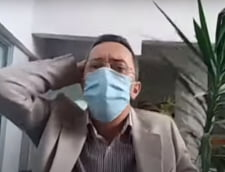 VIDEO Campania electorala din Vrancea s-a transformat in ring de box. Un liberal si un social-democrat s-au luat la bataie chiar in sediul Biroului Electoral Judetean