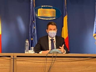 VIDEO Catalin Drula, ministrul Transporturilor: Nu sunt multumit de managementul Metrorex. Vom lua masuri