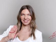 VIDEO Ce face Simona Halep in ultima reclama pe care a filmat-o pentru parfumul ei
