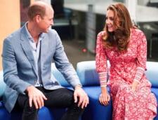 VIDEO Copiii ducelui si ducesei de Cambridge au vorbit public pentru prima data. I-au adresat intrebari despre animale lui David Attenborough