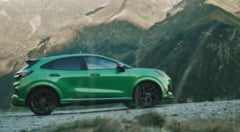VIDEO Cum arata Puma ST, noul model Ford care va fi fabricat la Craiova. Filmare spectaculoasa pe Transfagarasan