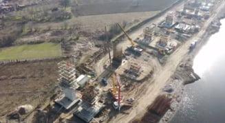 VIDEO Cum arata lotul 2 al drumului expres Craiova - Pitesti. Umbrarescu ar putea termina proiectul in 2021