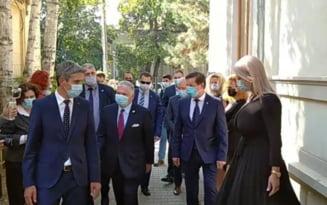 VIDEO Cum l-a pus la punct ambasadorul SUA pe primarul PSD din Focsani. Liderii PSD-ALDE din Vrancea au incercat sa se afiseze alaturi de demnitarul american