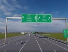VIDEO Cum va arata autostrada Ploiesti - Buzau. CNAIR a publicat macheta 3D a proiectului