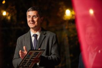 "VIDEO Dan Barna, invitat la Dialogurile Ziare.com in plin scandal intern in USR: ""Este larma legitima dintr-un partid in care este democratie"""