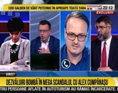 """VIDEO Dialog suburban Ciutacu - Cumpanasu, la ora de maxima audienta: """"Ai luat 40.000 de euro la plic""""/ """"Bai, ai fost tu cu mine la amantele mele, ca sa vorbesti?"""""""
