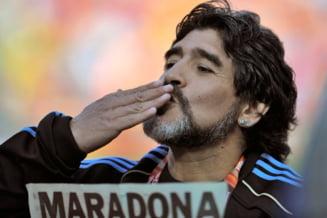 VIDEO Diego Armando Maradona a murit. Cum i-au distrus alcoolul si drogurile viata legendarului fotbalist