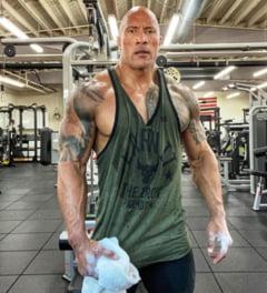 "VIDEO Dwayne ""the Rock"" Johnson si familia, confirmati pozitiv cu noul coronavirus"