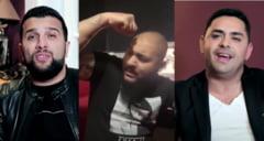 VIDEO FOTO Cine sunt noii manelisti preferati ai interlopilor. Dani Mocanu si Tzanca Uraganu, printre cei care se intrec sa le faca dedicatii Duduienilor si Camatarilor