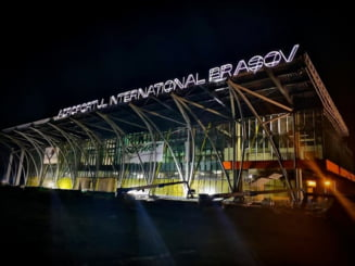 VIDEO FOTO Cum arata in acest moment Aeroportul din Brasov. In iunie 2021 va fi primul zbor