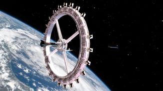 VIDEO FOTO Cum va arata primul hotel spatial. Primii turisti ar putea fi cazati pe Statia Voyager in urmatorii 10 ani