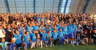 VIDEO+FOTO FC U Craiova a castigat si Cupa Romaniei, faza pe Dolj + Aparitie-SOC a lui Mititelu dupa operatie