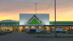 VIDEO FOTO Magazinul Leroy Merlin din Sibiu e aproape gata. Cand va fi inaugurat!