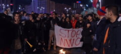 VIDEO FOTO Profilul militantului anti-restrictii. Ce spun autoritatile, ce arata retelele de socializare si ce ramane in urma