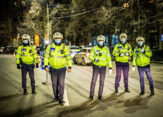 VIDEO FOTO Razie in jurul Capitalei. Politia a dat peste 180 de amenzi pentru viteza si a retinut mai multe permise de conducere