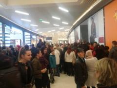 VIDEO FOTO S-a deschis Promenada Sibiu - Mall-ul luat cu asalt de sibieni
