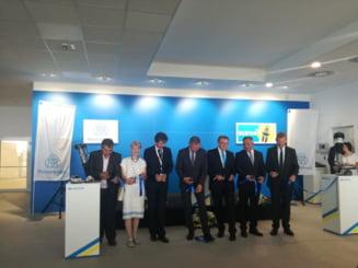 VIDEO FOTO Thyssenkrupp Bilstein a deschis o noua fabrica la Sibiu - Compania a investit 60 milioane de euro