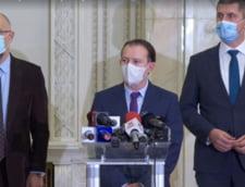 """VIDEO Florin Citu, dupa aprobarea bugetului: """"Arata ca suntem o coalitie pregatita sa reziste 4 ani"""". Ce au declarat ceilalti lideri ai coalitiei"""