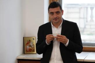 "VIDEO George Simion nu a fost lasat sa intre in Republica Moldova. ""Stau aici cat timp va fi nevoie"""