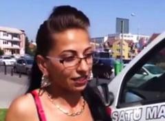 VIDEO INCREDIBIL. O satmareanca a ajuns vedeta nationala dupa un interviu. A castigat o masina