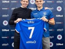 VIDEO Ianis Hagi, inca un gol pentru Rangers
