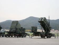 VIDEO Imagini in premiera cu primele rachete Patriot care vor intra maine oficial in dotarea Armatei Romane