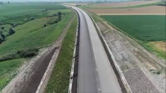 VIDEO In ce stadiu se afla lucrarile la autostrada Transilvania. Imagini inedite din zona santierului