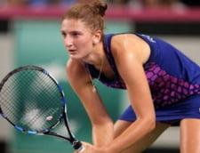VIDEO Irina Begu, prima dezamagire la Australian Open