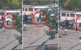 VIDEO Jandarmii au imobilizat un barbat folosind o metoda similara celei aplicate lui George Floyd. Ce spune Jandarmeria